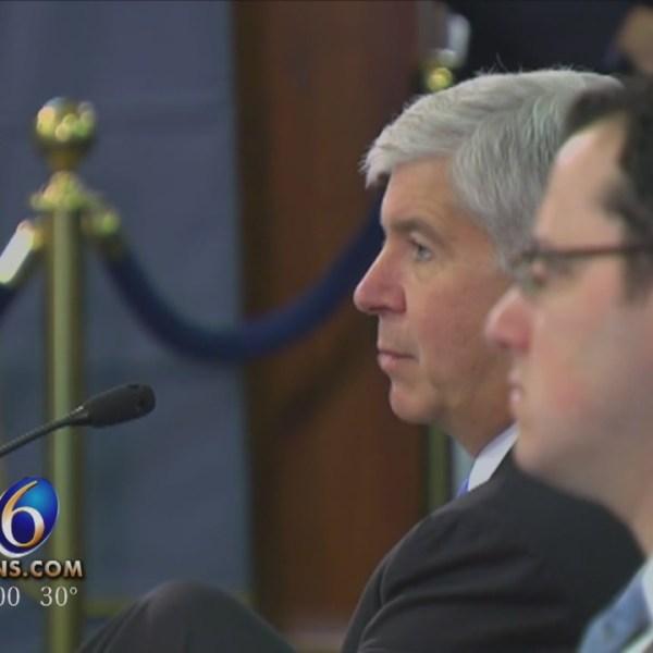 Skubick: Education Funding Big Plan In Gov. Snyder Budget
