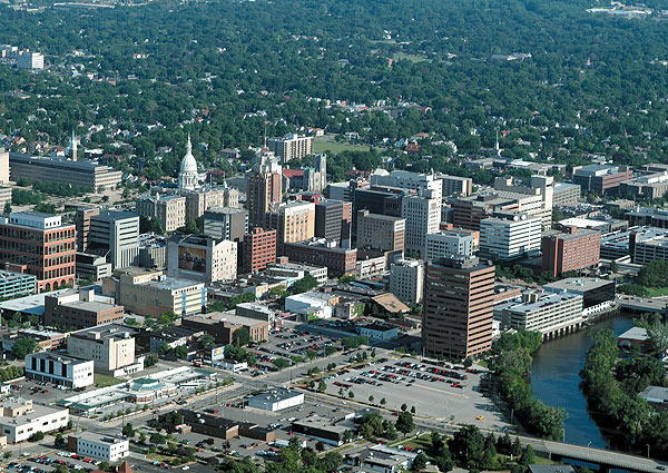 Report Lansing To Lead State Population Growth By 2030