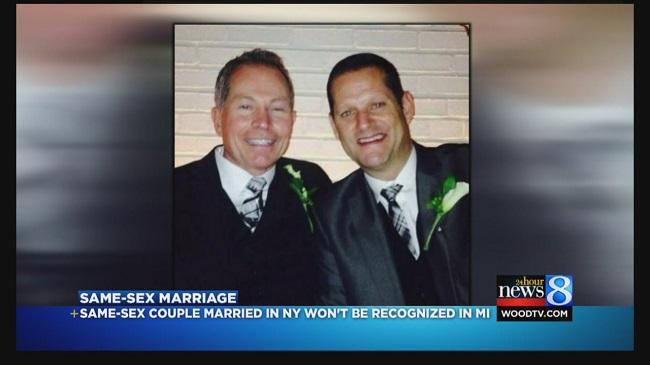 us supreme court same sex marriage decision in Grand Rapids