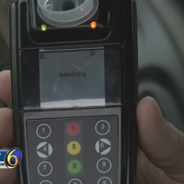 Officials Hope Device Will Decrease Repeat DUI Offenders