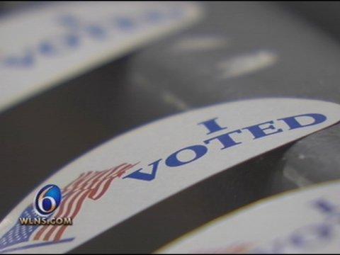 I Voted Sticker_23778