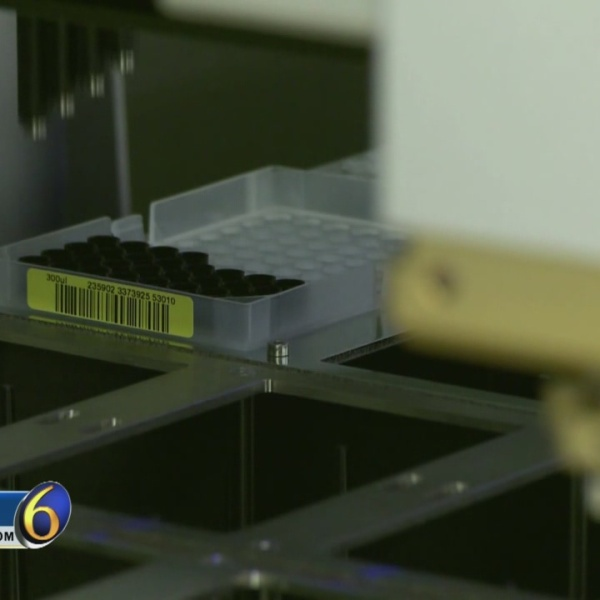 Tested rape kits turn up suspected serial rapists