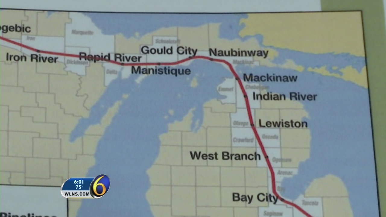 Skubick: Time ticking for pipeline along straights of Mackinac