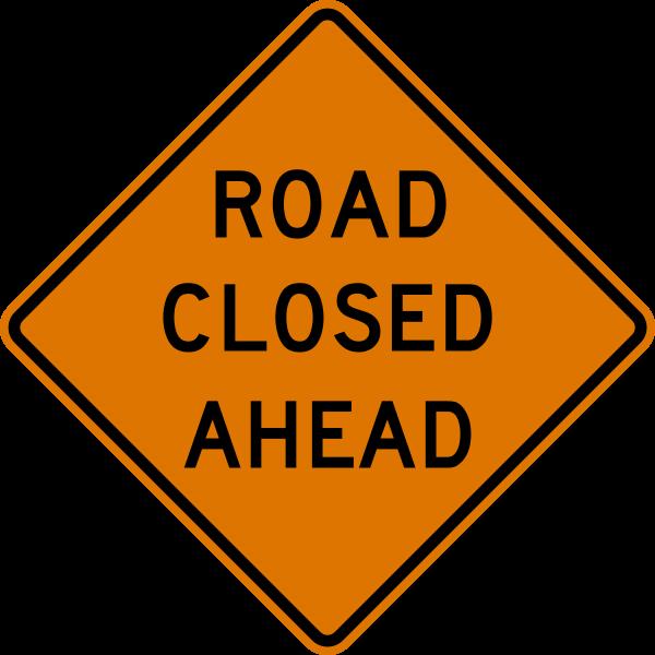 Roads Closed_62262