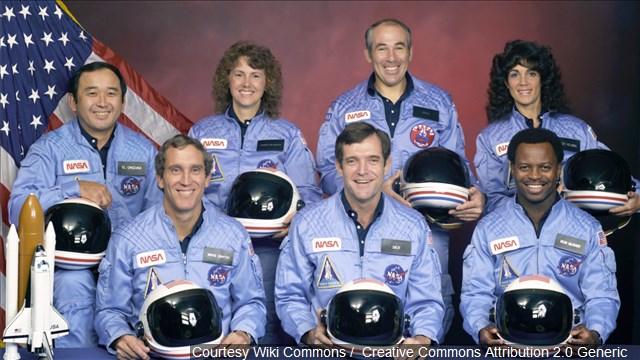 Challenger Shuttle crew_127901