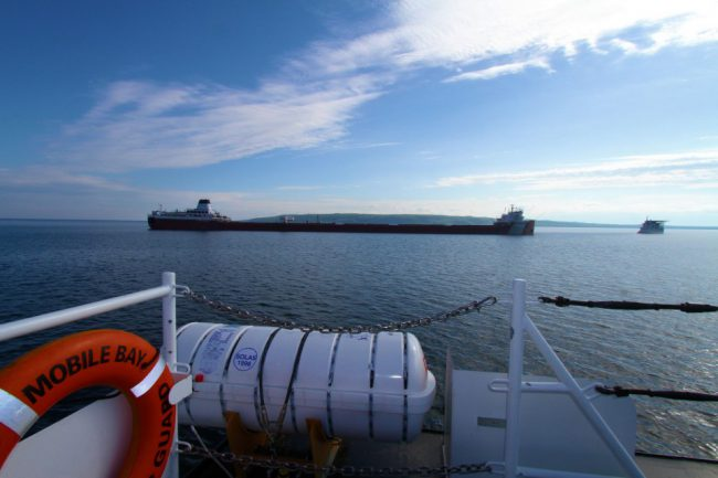 Grounded ship_159638