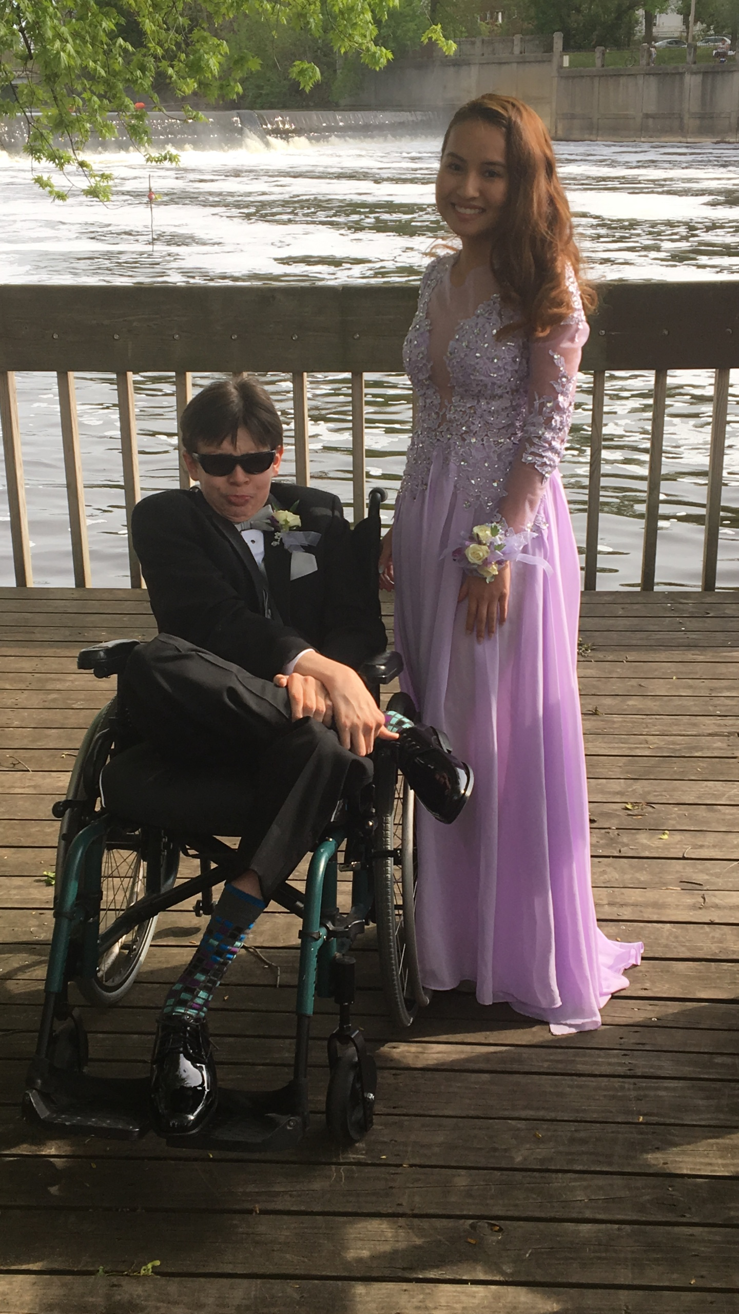 Everett High School prom_155595