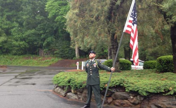 Soldier flag_159603