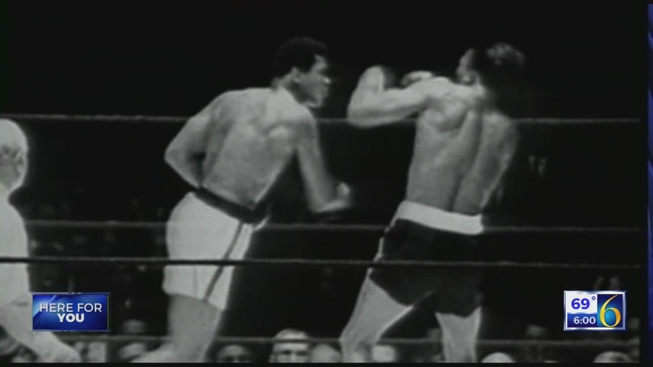Local boxer remembers Ali