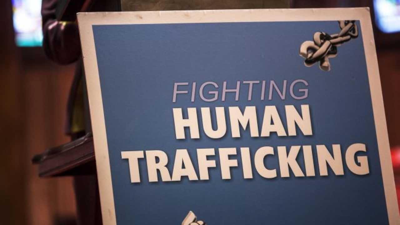 Healthcare workers training to spot human trafficking