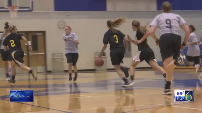 High school all-stars meet in basketball showdown at LCC