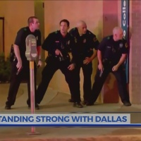 Local law enforcement on Dallas shootings