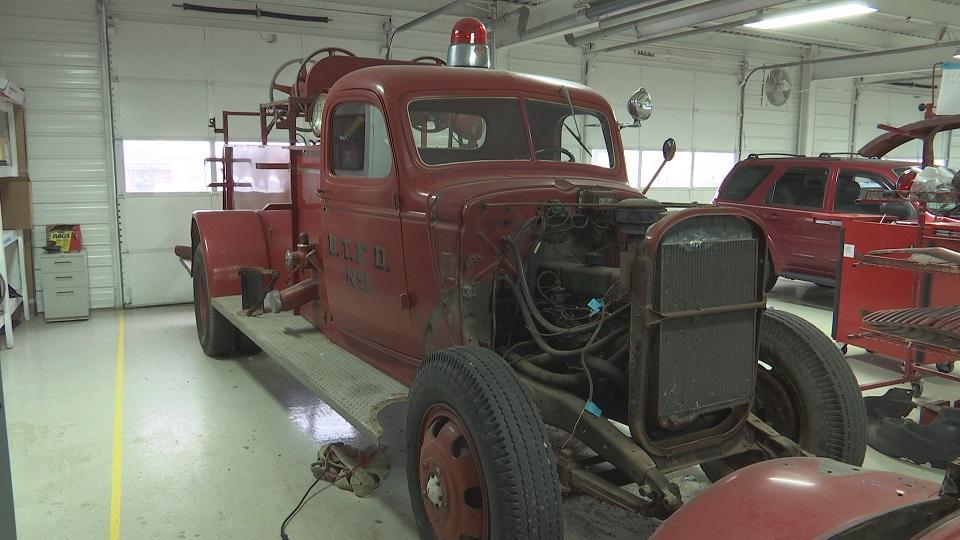 blackman old fire truck_246202