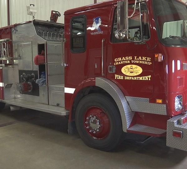 grass lake fire truck_255727