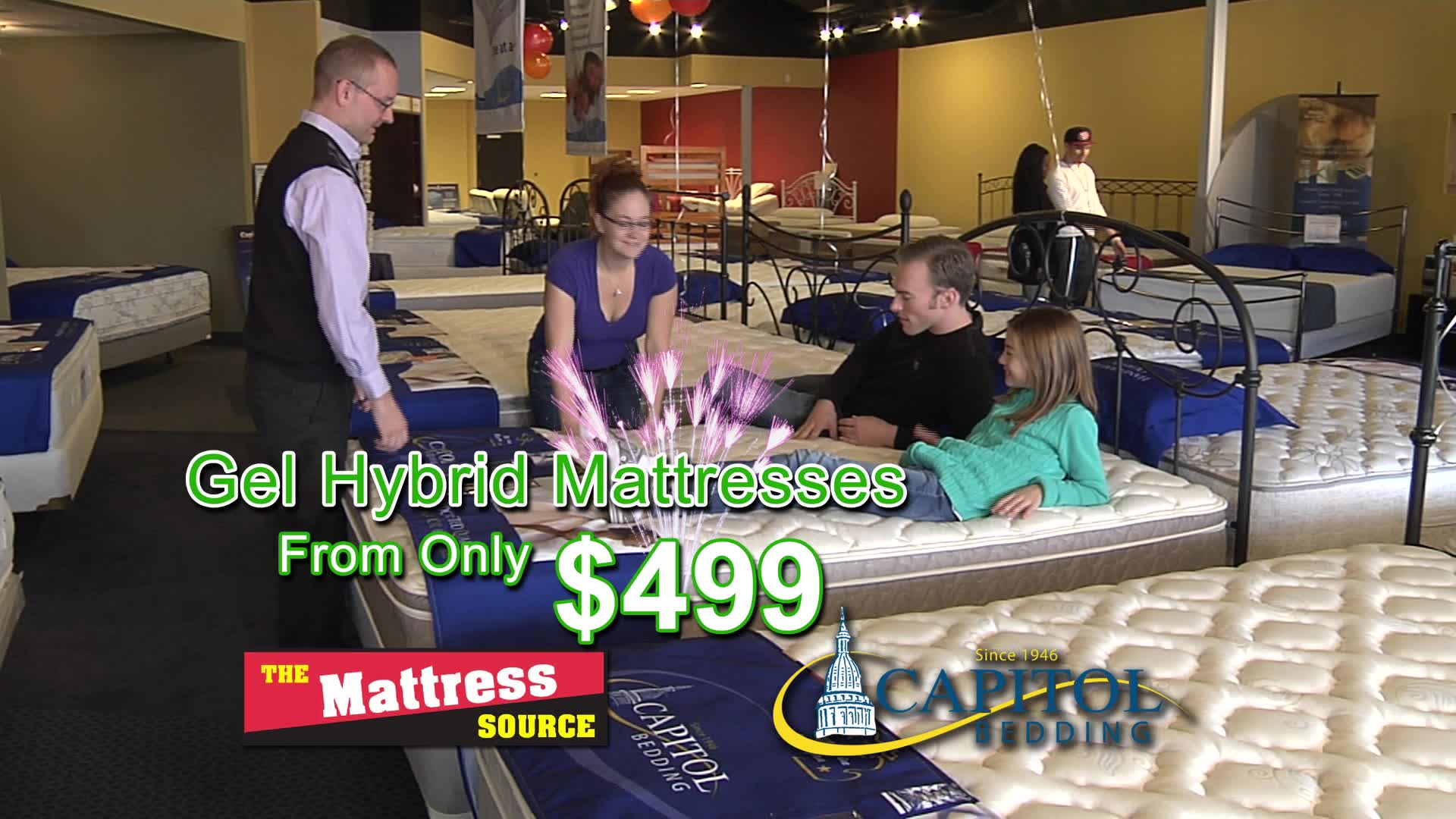Mattress Source 4th of July Sale Through July 9th!