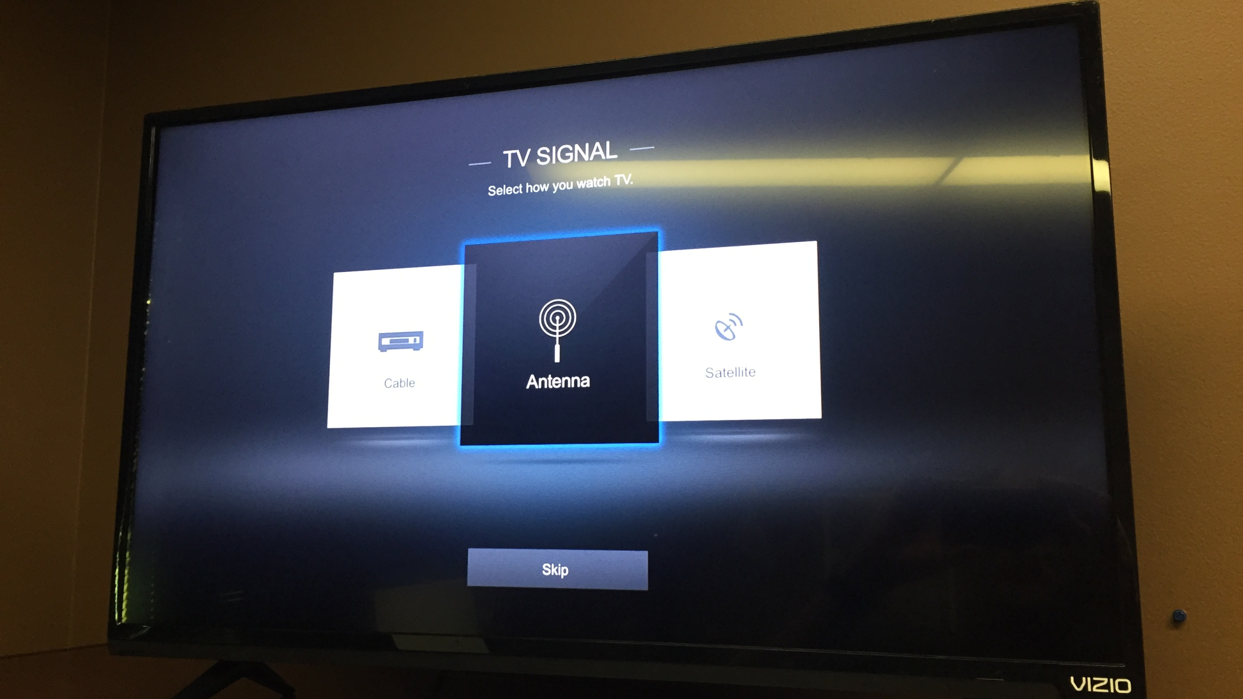 How to Scan/Rescan For Channels on Your Antenna