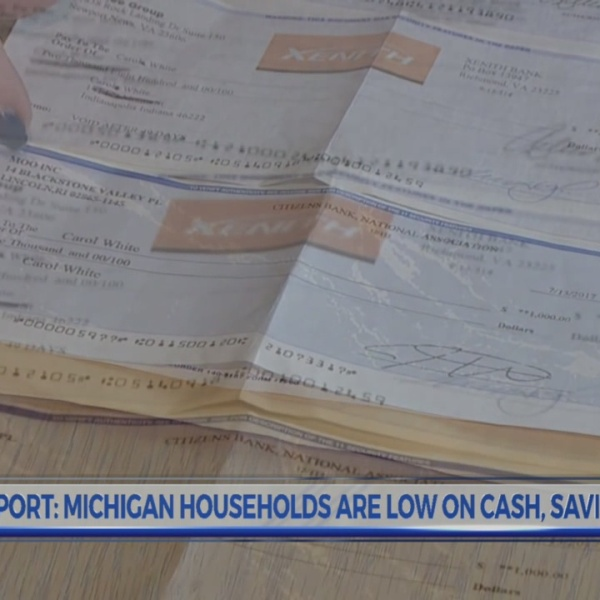 MI residents lack fluid assets