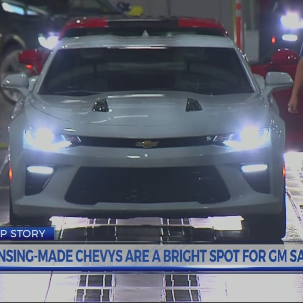 Lansing-made Chevys strong for GM