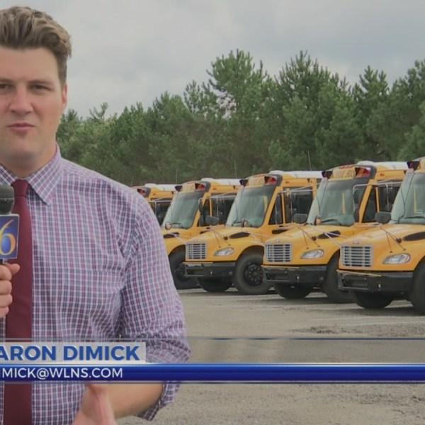 Jackson schools first day