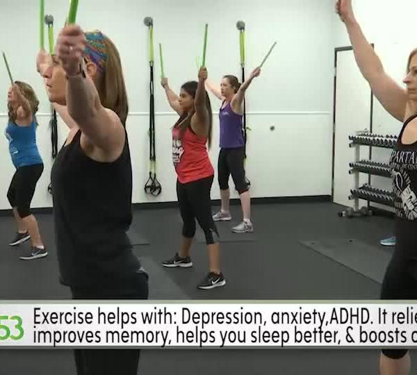 My Fitness   Mental Health