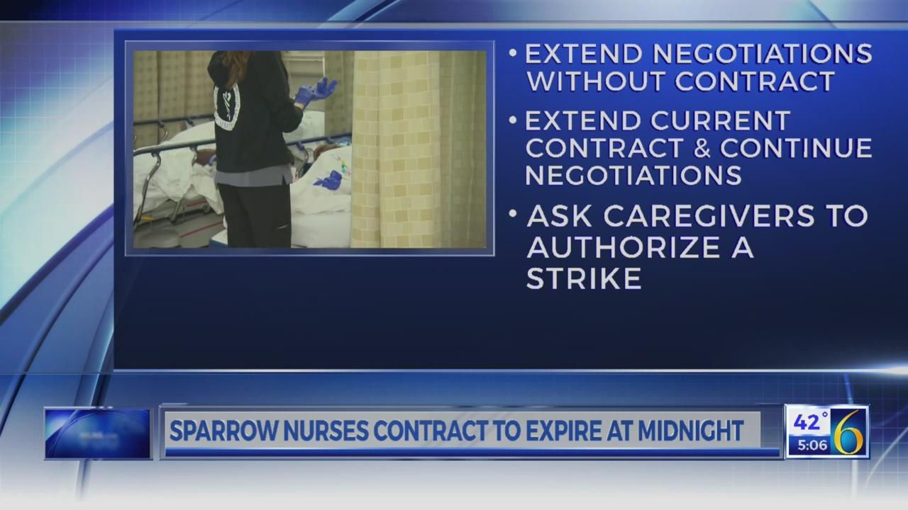 Sparrow nurses