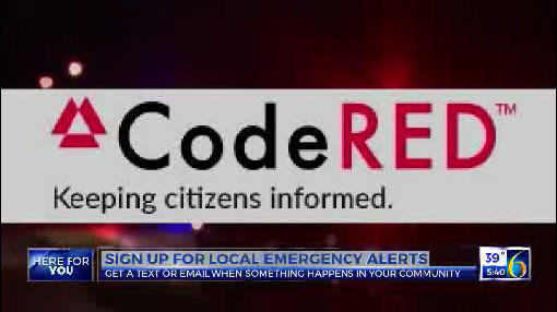 Tech Tuesday: Have you signed up for emergency alerts in