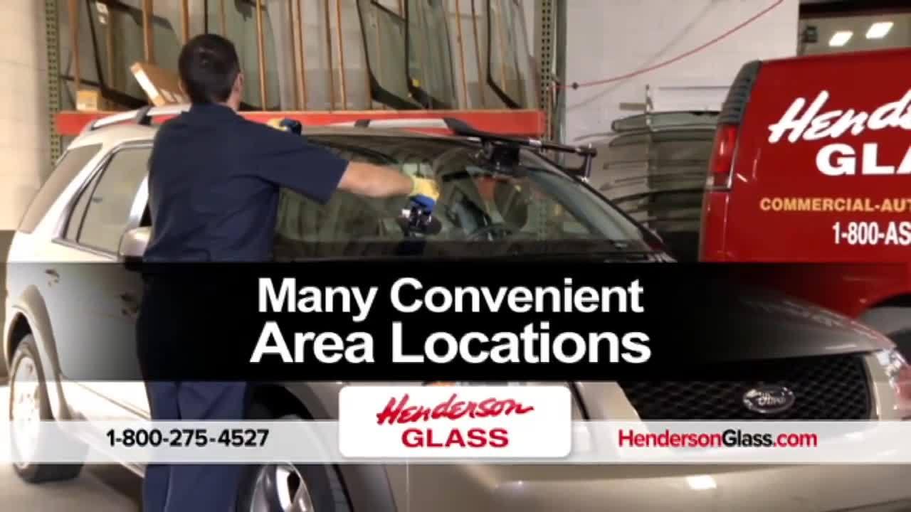 Henderson's Glass | Henderson's