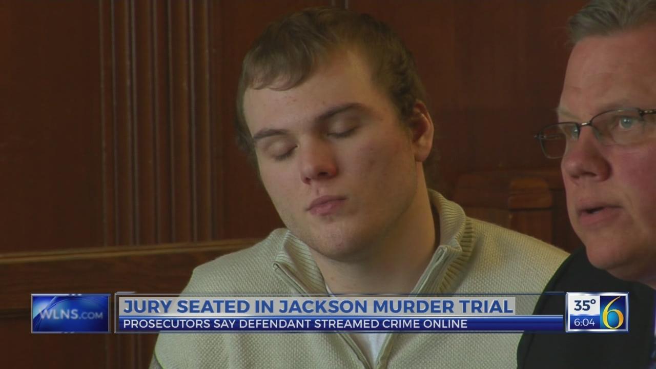Jackson homicide day 1
