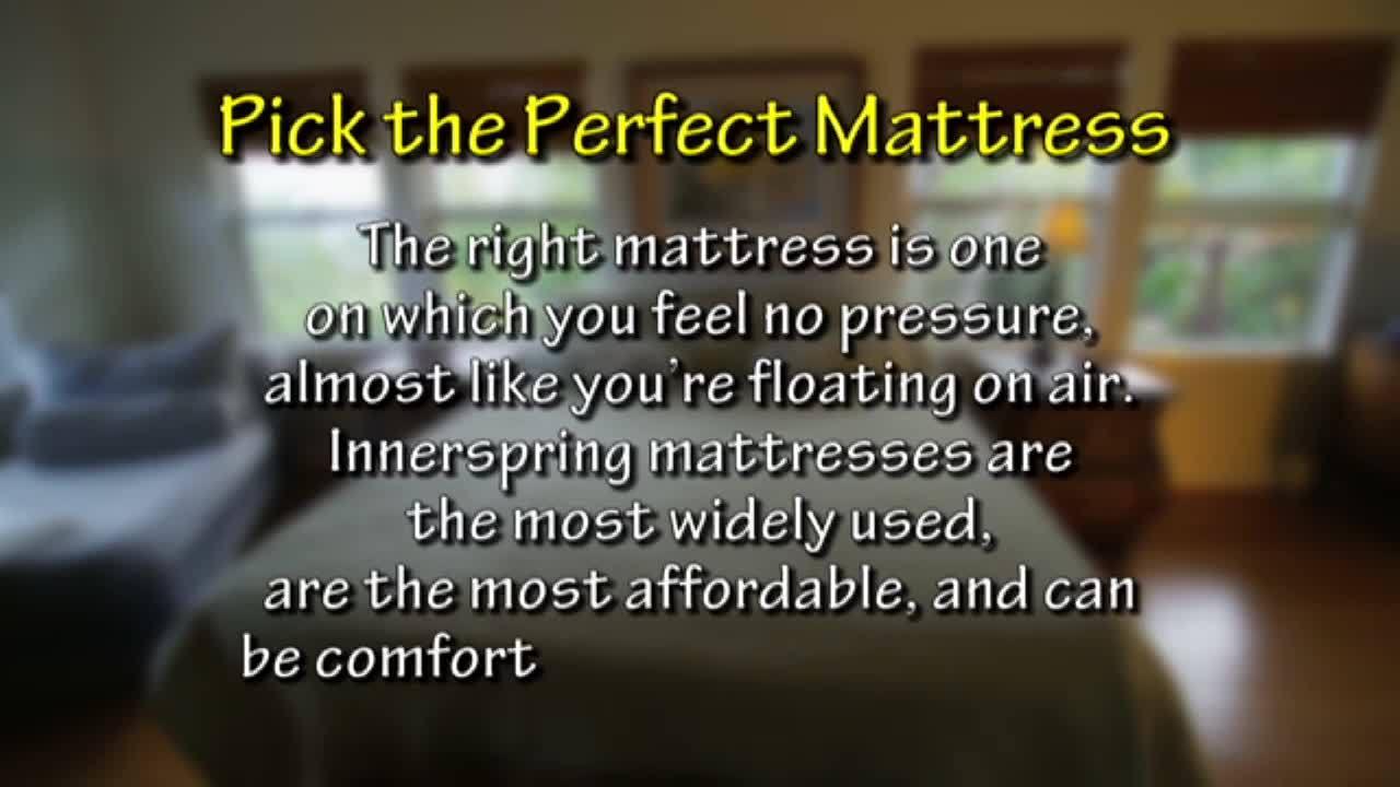 Mattress Source | Pick Perfect Mattress