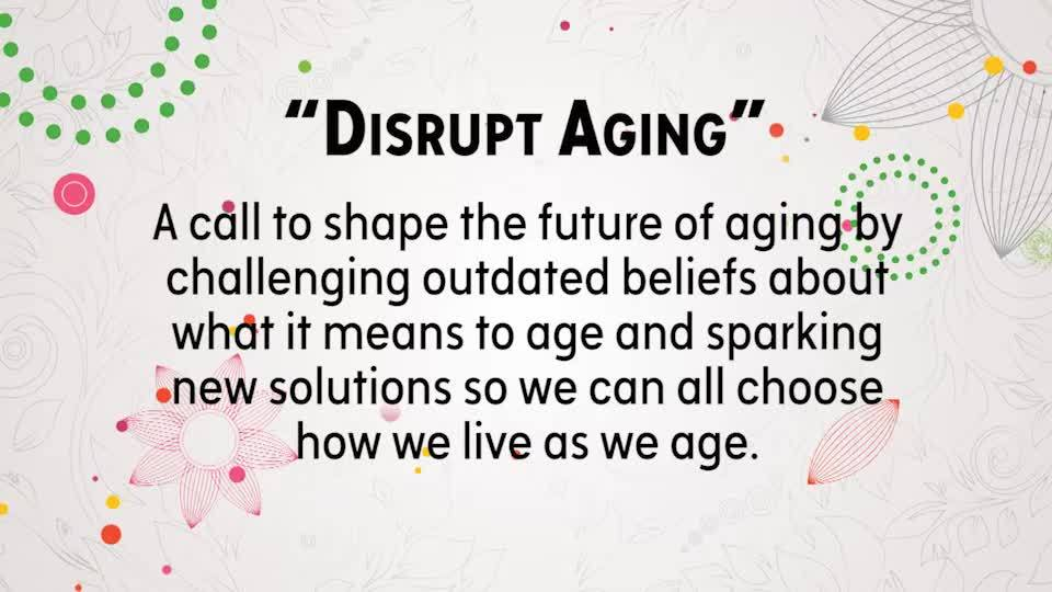 My Encore Years | Disrupt Aging