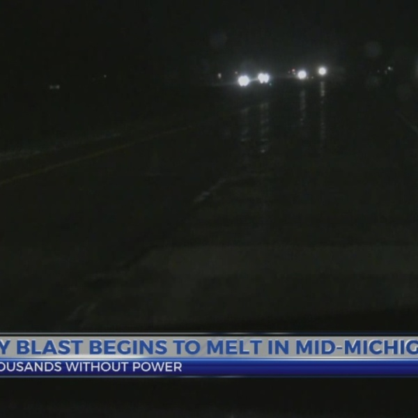 6 News This Morning: snow live shots