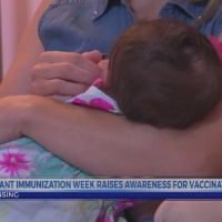 Infant Immunization Week raises awareness for vaccinations