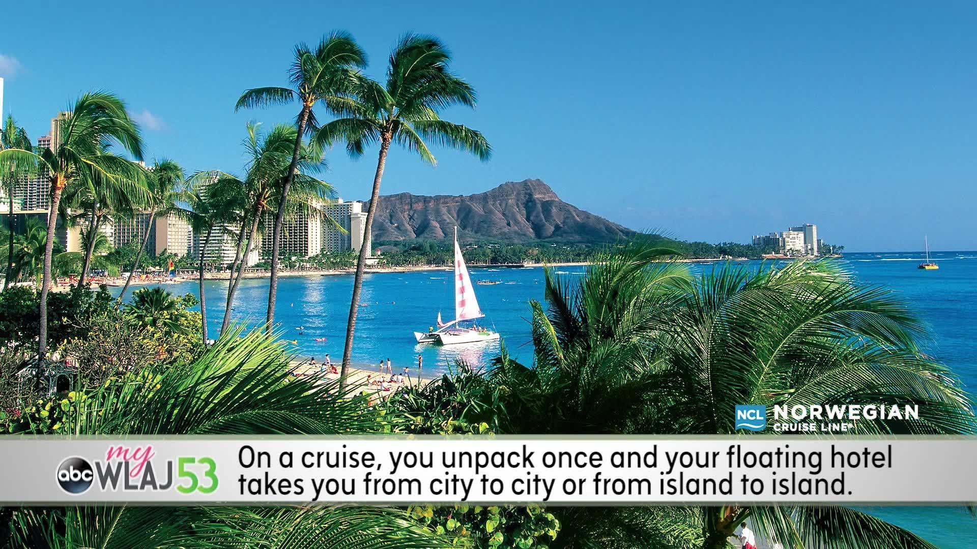 My Travel | Why Cruise Norwegian Cruise