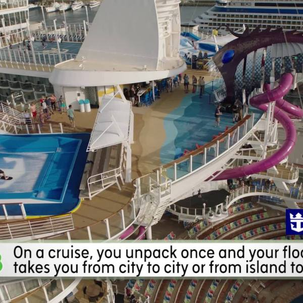 My Travel | Why Cruise Royal Caribbean