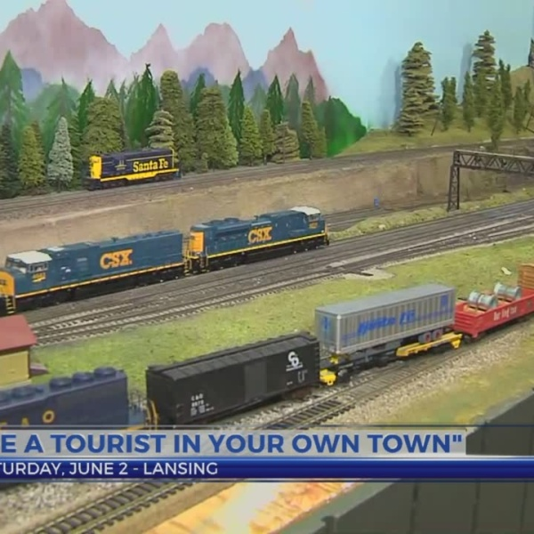 6 News This Morning: be a tourist in your own town