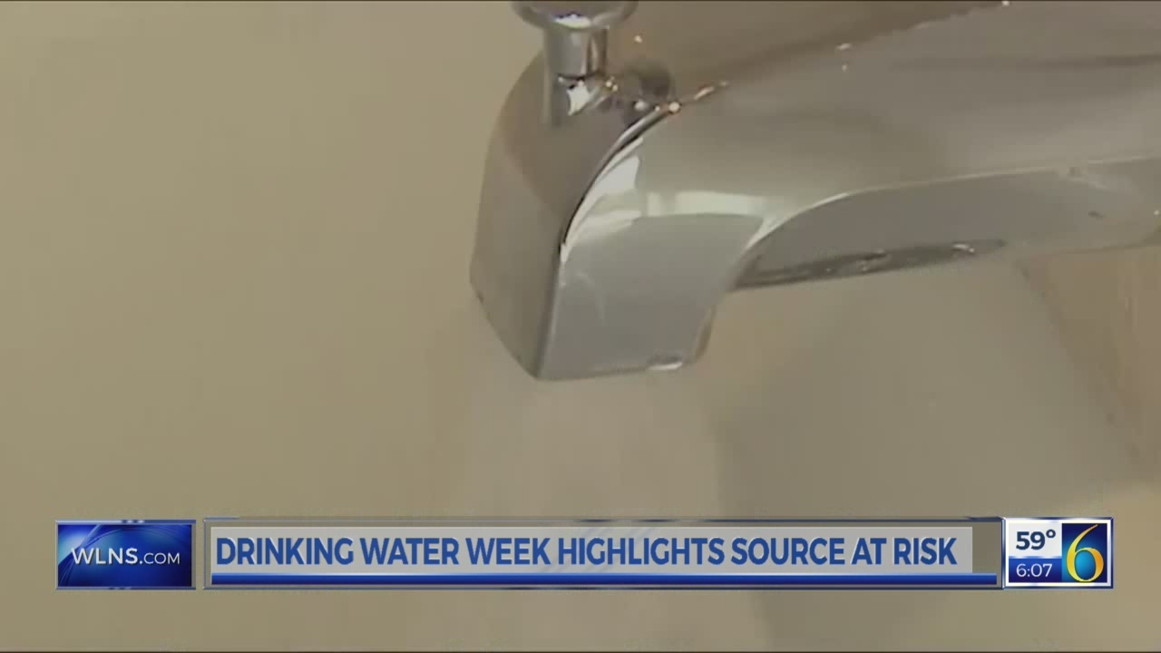 Drinking Water Week highlights source at risk