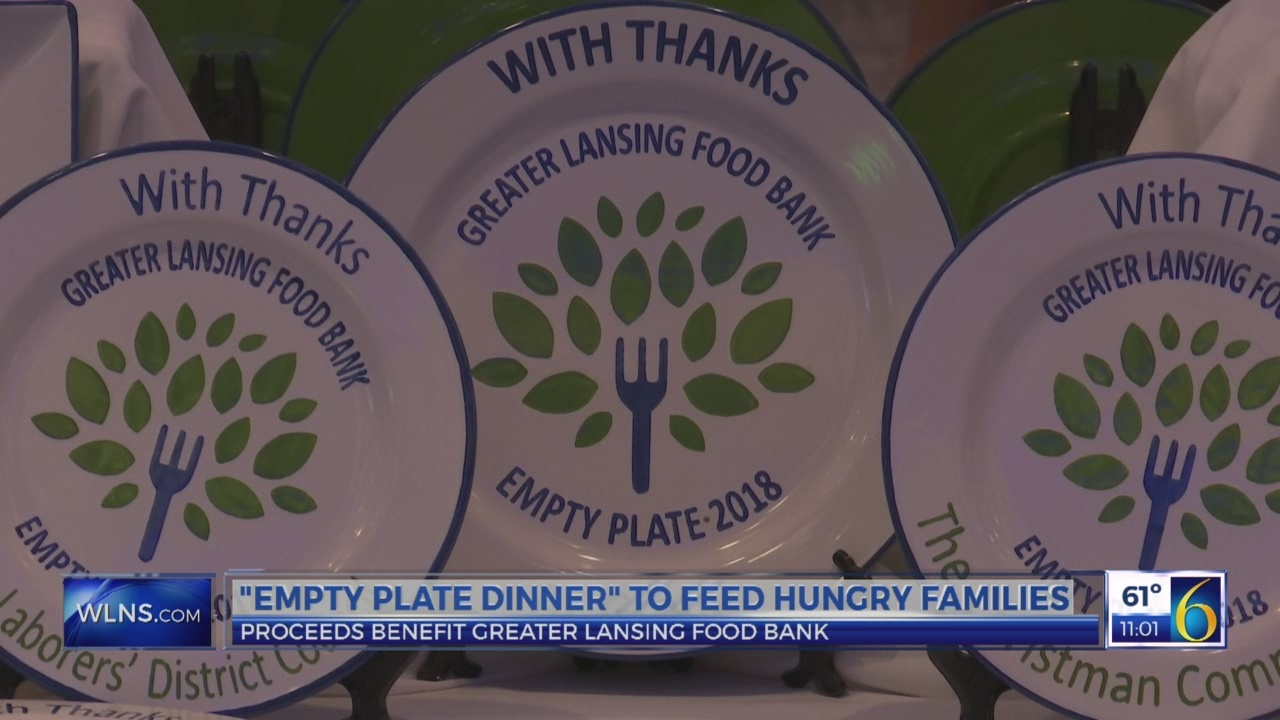 """""""Empty Plate Dinner"""" aims to feed hungry families"""