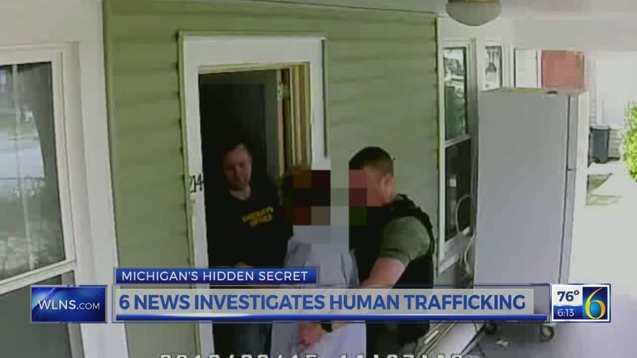 Human Trafficking: Behind Michigan's increase in victims