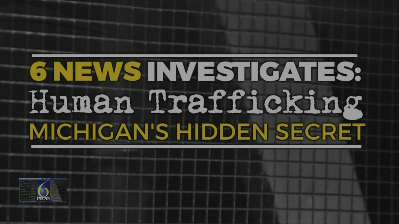 Human Trafficking: Michigan's Hidden Secret