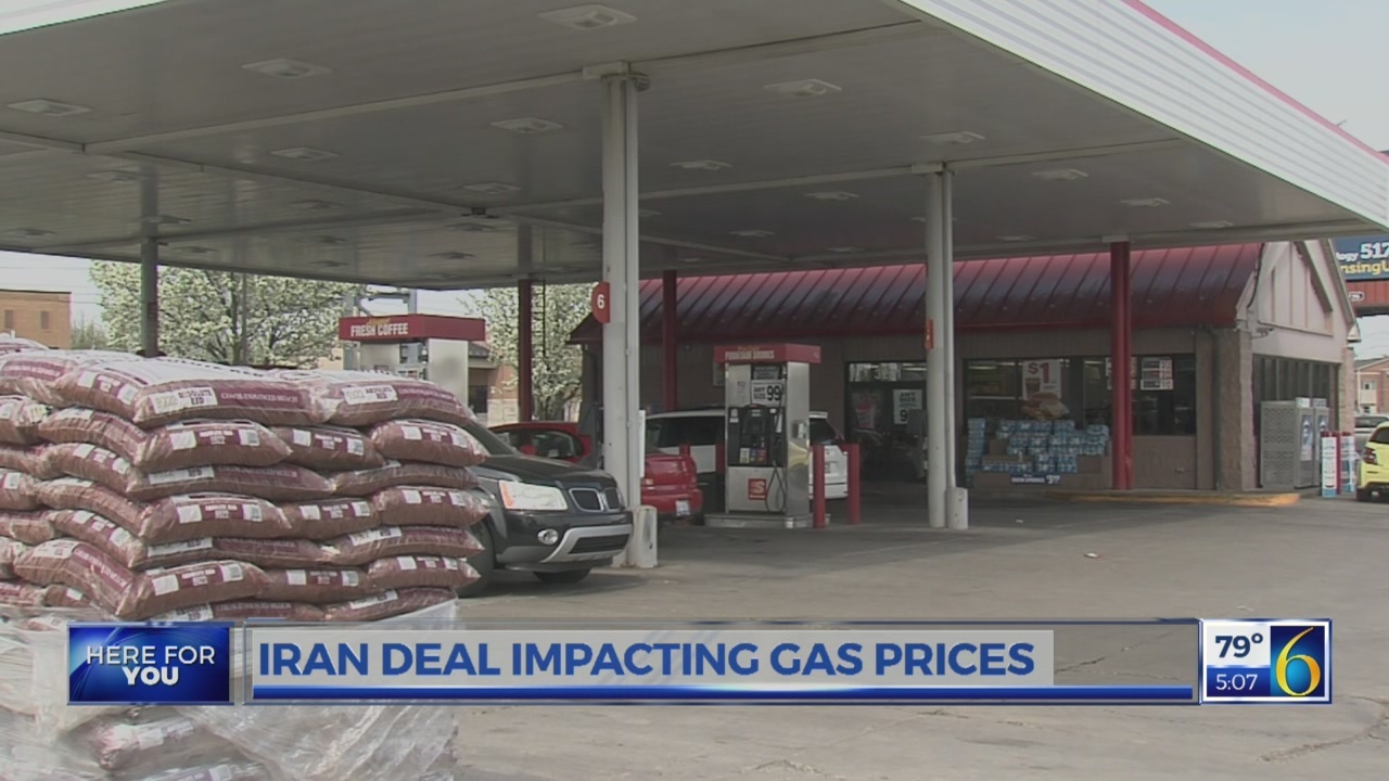 Iran Deal Impacting Gas Prices