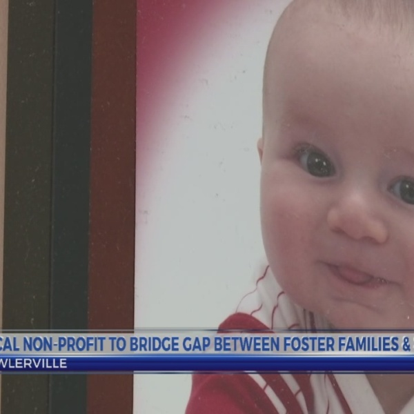 Local non-profit to bridge gap between foster families & state