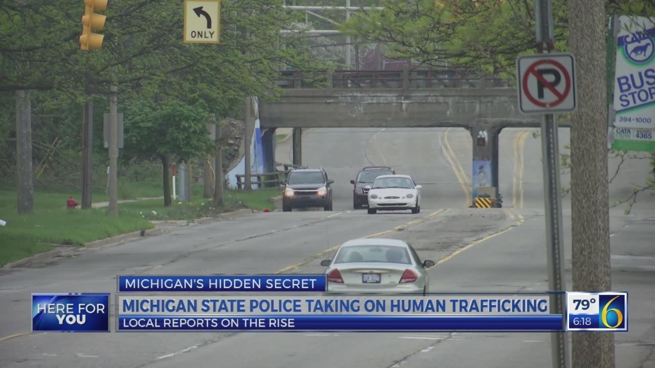 MSP take on human trafficking
