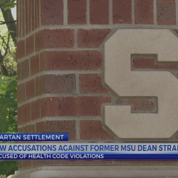 MSU campus reaction to Nassar victim settlement