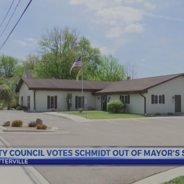 Potterville council votes out mayor