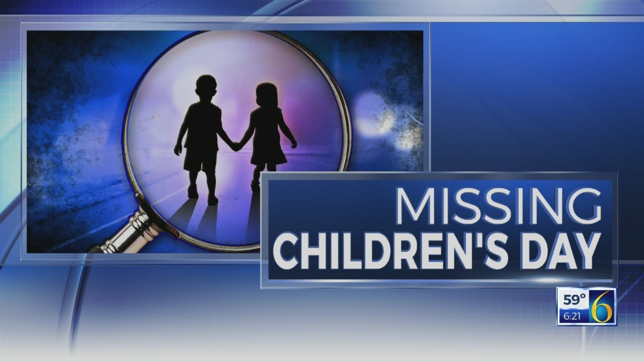 This Morning: Missing Children's Day