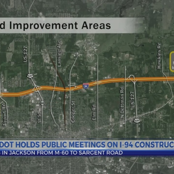 6 News This Morning: MDOT meeting