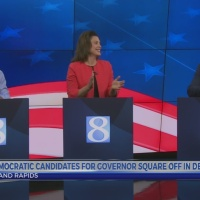 Democratic candidates for governor square off in debate
