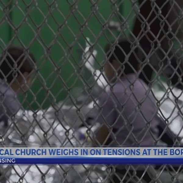 Local church weighs in on tensions at the border
