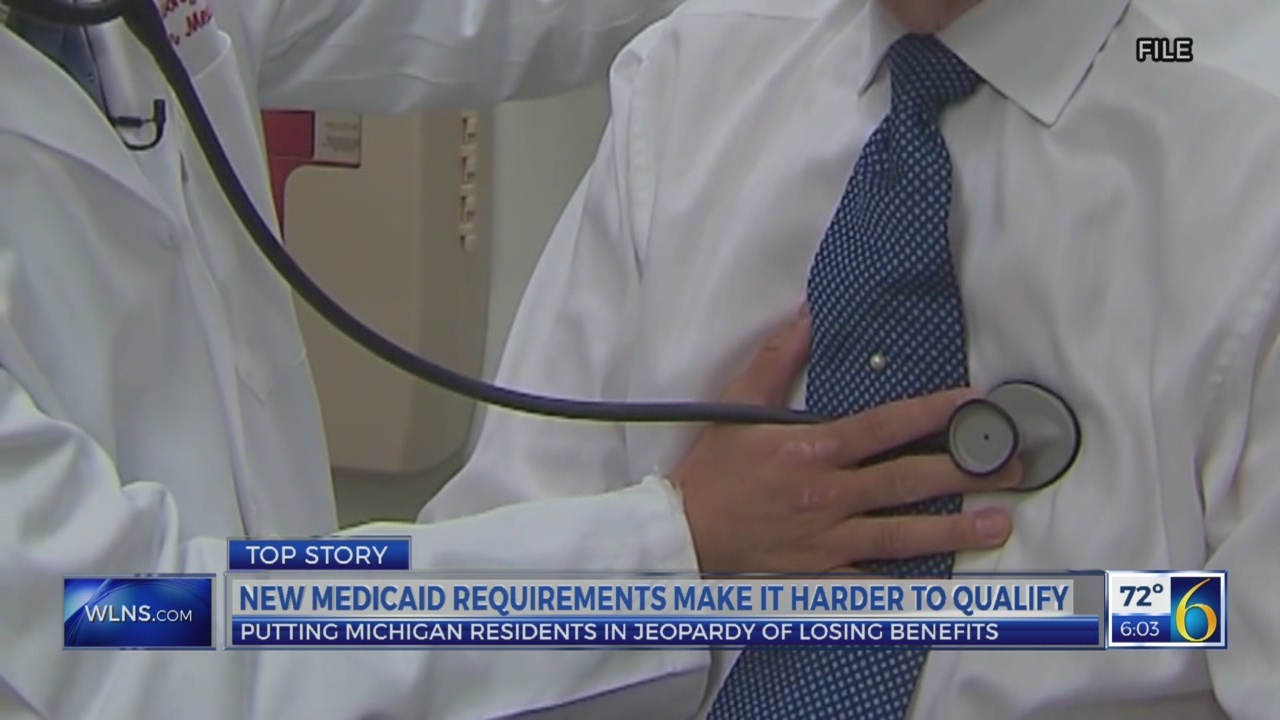 Medicaid requirements change in Michigan