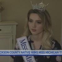 New Miss Michigan 2018 Interview